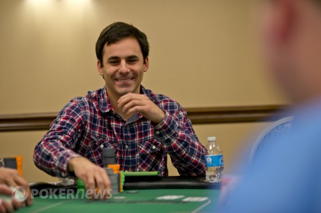 2012 Sands Bethlehem DeepStack Extravaganza Main Event Day 1a: Chris Klodnicki Leads