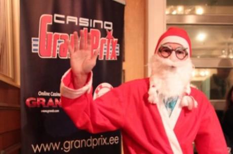 PokerNews Live võitis Jõuluvana!