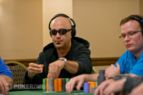 2012 Sands Bethlehem DeepStack Extravaganza Main Event Day 1b: Micah Raskin Rules