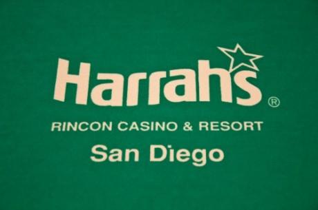 2012-13 WSOP Circuit Harrah's Rincon Day 1b: Lynda Tran Takes Overall Lead