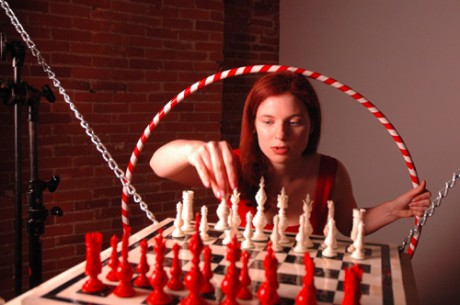 The Grindettes' Jennifer Shahade Talks Poker, Chess, and Being a Woman in Both Games