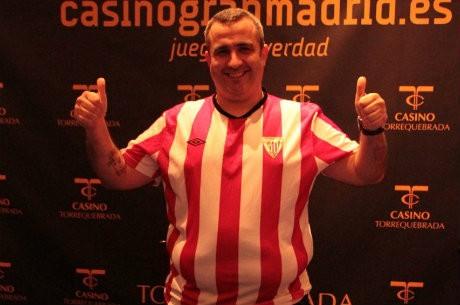 Axier Otxoa, Campeón de España de Poker 2012