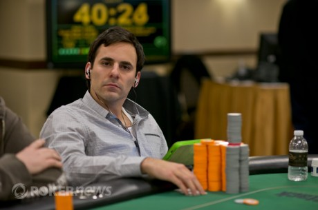 2012 Sands Bethlehem DeepStack Extravaganza Main Event Day 2: Chris Klodnicki Leads Final 16