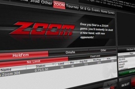 PokerStars ZOOM - вече и турнири!