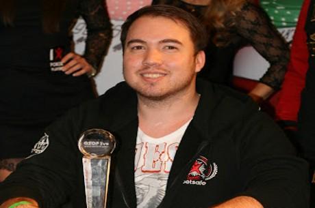 Matt Adams Wins GSOP Prague for €106,200; Craig McCorkell Finishes Fourth