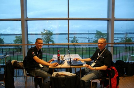 PokerNews Eesti TOP 10: live-ülekanded 2012