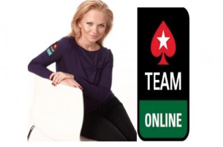 Nova Jogadora da Team PokerStars Online é Russa