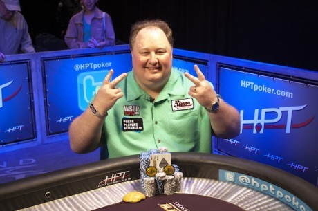 Top 10 Stories of 2012: #7, Greg Raymer Wins Four Heartland Poker Tour Titles