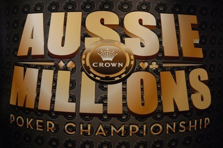 扑克新闻在2013澳洲百万赛