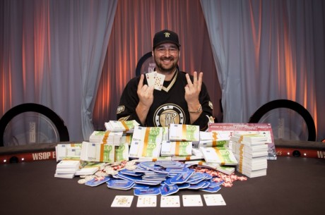 Top 10 Stories of 2012: #2, Phil Hellmuth Wins Two Bracelets, Including the WSOPE Main Event