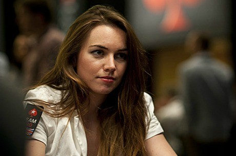 Liv Boeree hace mesa final en el Women's Sunday