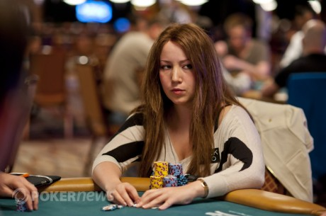The Sunday Briefing: Melanie Weisner and Bryn Kenney Close 2012 with Final Tables