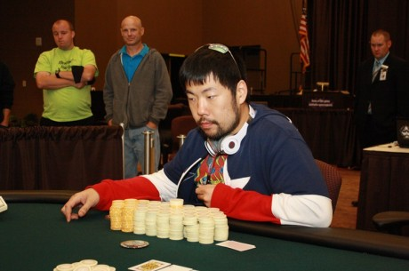 Dan Sun Wins Mid-States Poker Tour Player of the Year Award