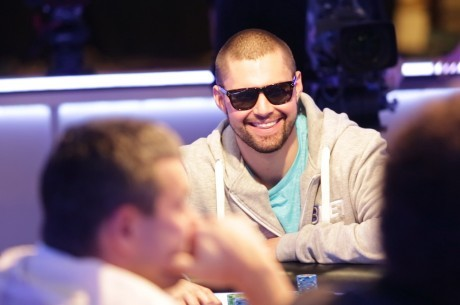 "PokerNews Boulevard: David ""Doc"" Sands met massive chiplead naar finale $100.000"