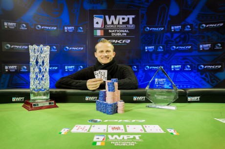 Simon Deadman Wins WPT National Series Dublin Main Event