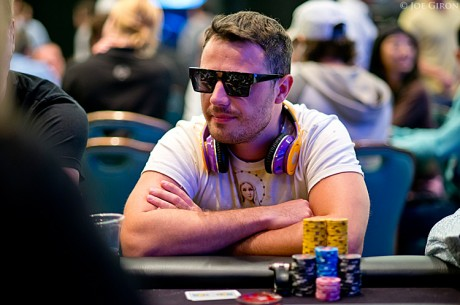 2013 PokerStars Caribbean Adventure $10,000 Main Event Day 1a: Lobzhanidze On Top