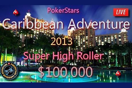 Новости дня: кто стал суперхайроллером PokerStars Caribbean...