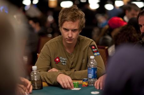 Utrolige Viktor Blom er oppe med $4.000.000 i 2013