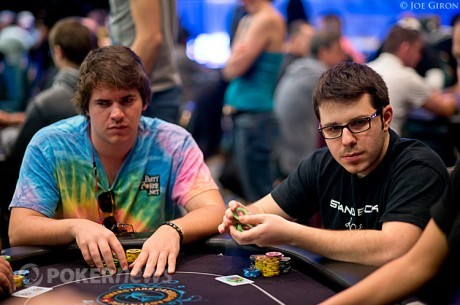 2012 최고의 포커 토너먼트 플레이어