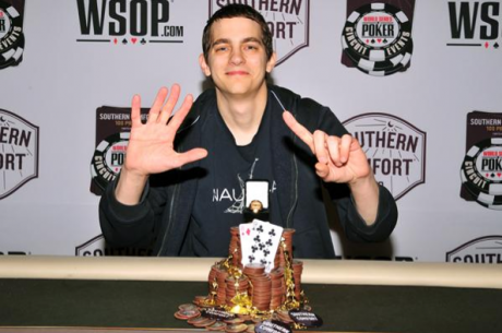 Alex Masek Captures Ring #6; Becomes All-Time WSOP Circuit Ring Winner