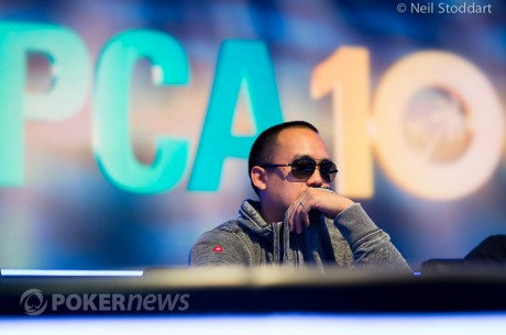 2013 PokerStars Caribbean Adventure Main Event Day 5: Wong Leads Final Table