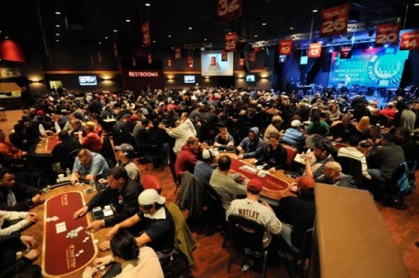 Recapping the 2012-2013 WSOP Circuit Choctaw Durant Prelims