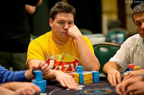 PCA $25 000 High Roller - Shaun Deeb leder før finalbordet
