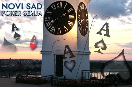 Ne Propustite Novi Sad Poker Seriju koja se igra od 8. do 10. Februara