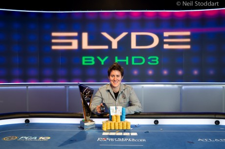 Vanessa Selbst Wins 2013 PokerStars Caribbean Adventure High Roller, Makes History