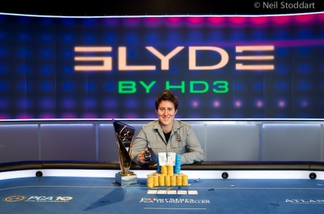 Vanessa Selbst wygrała turniej  PCA High Roller 2013 ($1,424,420)