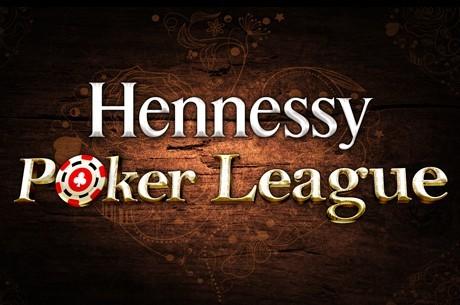"""Reedel algab Tallinnas uus turniirisari - """"Hennessy Poker League"""""""