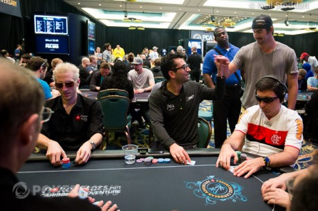 The Biggest Hands from 2013 PCA Main Event & $25K High Roller