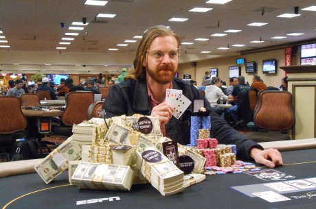Baptiste Chavaillaz Captures 2012-13 WSOP Circuit Bicycle Casino Title