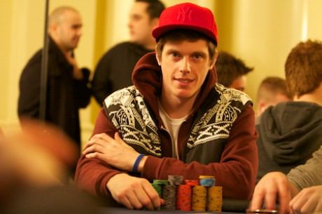 UKIPT Edinburgh Day 1A: Liam Batey Leads From the Front