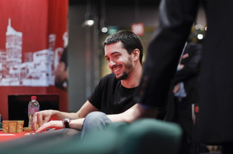 Michael Guzzardi Leads After Day 1a of Aussie Millions Event #1