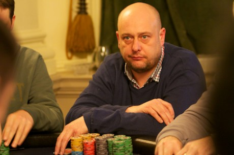UKIPT Edinburgh Day 1B: Liam Horgan Claims Overall Chip Lead