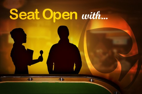 Seat Open: Antonio Esfandiari Part 1