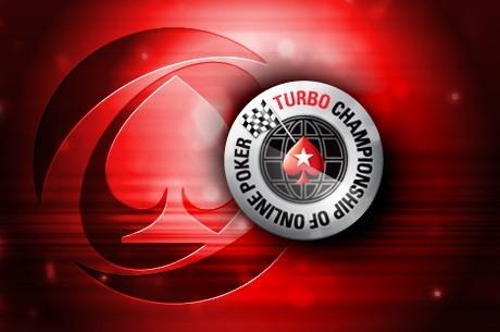 Turbo Championship Of Online Poker Dag 5: Tre nye vinnere