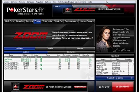 Новости дня: Zoom Poker запущен на PokerStars во Франции и др.