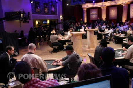NBC National Heads-Up Poker Championship -- Round of 32 & 16