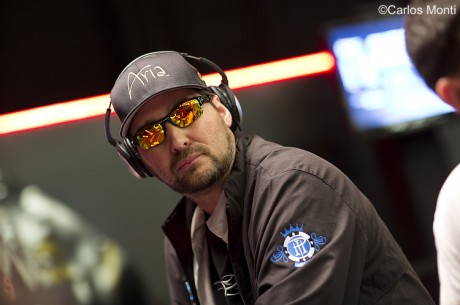Kvartfinalerne fundet ved NBC National Heads-Up Poker Championship