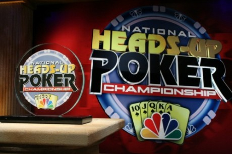 NBC National Heads-Up Poker Championship -- Round of 8, 4 & 2