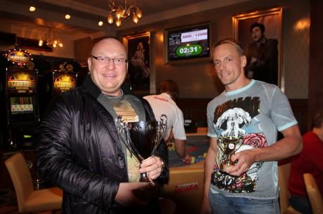 Wismari pokkeriklubi alistas klubidevahelises duellis PokerNewsi