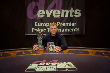 Mark Delaney Wins the Inaugural D4 Events Amateur Championship of Poker