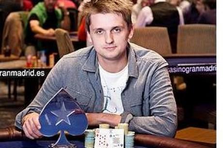 Matthias Tikerpe võitis Estrellas pokkeriturnee highroller turniiri!