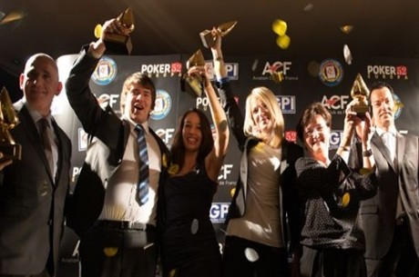 España Es Protagonista en los European Poker Awards