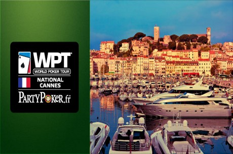 PartyPoker.fr : WPT National Series Cannes (11-15 avril, package 2.000€)