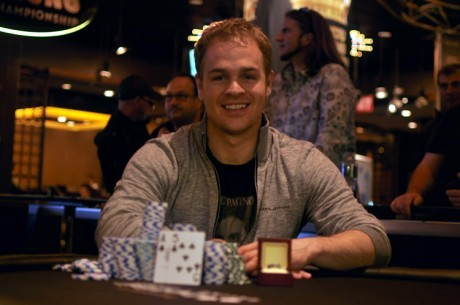 Andrew Robl:2013年澳洲百万赛$100,000挑战赛冠军