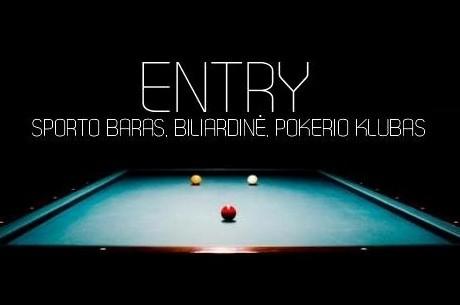 """SPK """"Entry"""" pristato tris MEGA turnyrus, kuriuose išdalins pakuotes į pokerio renginius!"""