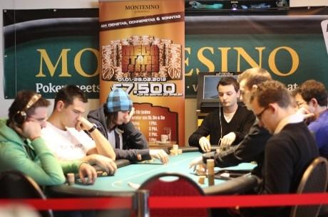 Mega Poker770 Serija u Beču - Uživo Prenos TV Stola - Live Stream